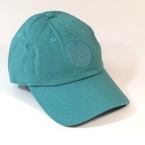 Converse All Star Baseball Hat Cap Enamel Aqua